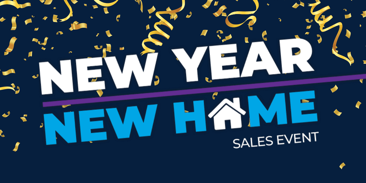 One27Homes New Year New Home Sales Event