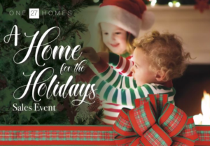 Home for the Holidays Sales Event