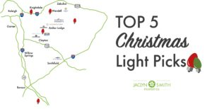 5 Best Christmas Light Displays in JoCo and WakeCo
