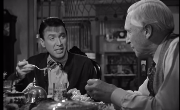 The Baileys from It's a Wonderful Life Holiday Movie